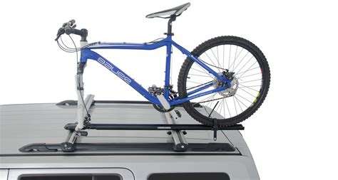 roof rack bike carrier road warrior bike carrier rbc036 rhino rack