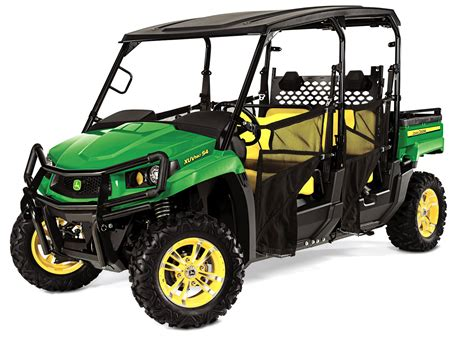 Utility Vehicle by Deere Updates Utility Vehicle Range Grain Central