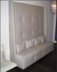 high back banquette 7833 2 tufted high back banquette room ideas 1636