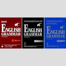 كتب لغة انجليزية Longman Azar English Grammar (3rd Edition) Sb + Wb + Teacher's Guide