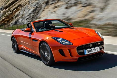 Jaguar F-type Convertible 2013