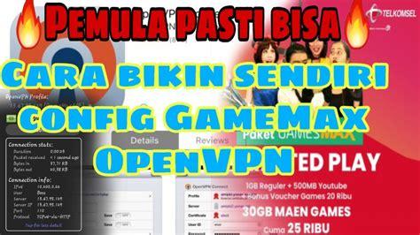 Cara buat config openvpn sendiri. CARA BUAT Config GameMax OpenVPN PEMULA PASTI BISA - YouTube