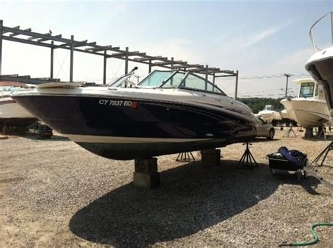 Monterey Deck Boats For Sale by Monterey 220ex Deck Boat 2007 Used Boat For Sale In