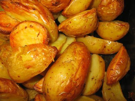 pommes de terre au four 224 la graisse de canard annikapanika