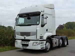 Renault T 460 : renault premium 460 dxi 6 x 2 tractor unit ~ Gottalentnigeria.com Avis de Voitures