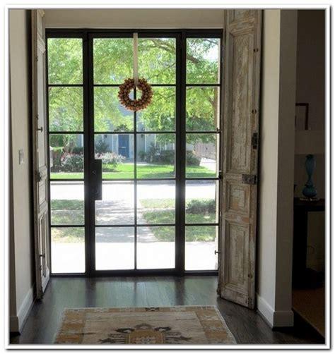 metal glass doors exterior front doors and entryways 236