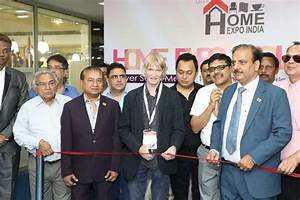 Home Expo India, 2017 inaugurated. #HomeExpo #TradeShow # ...