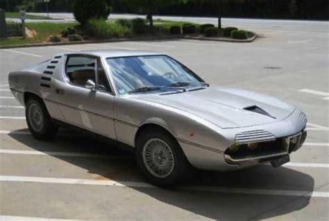 alfa romeo montreal for sale rare 1974 alfa romeo montreal for sale dave knows cars