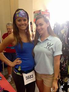Hippie Runner Expo Booth~Courtney~Cutest Running Headband ...