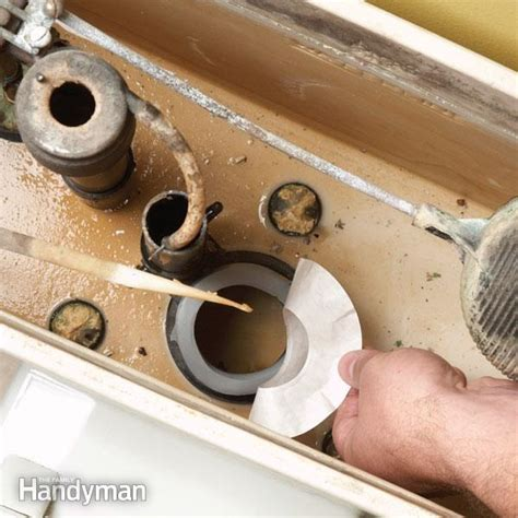 Fix A Running Toilet  The Family Handyman
