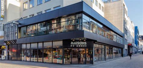 magasin maison du monde cr 233 ation d un magasin maisons du monde 224 dortmund allemagne sam l mau architecture