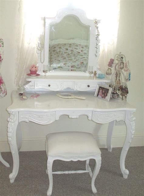 shabby chic bedroom vanity shabby chic mummysshoes frivolous friday shabby chic dressing table baby briana