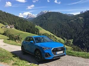 Nouveau Q3 Audi : prise en mains vid o audi q3 le sens de la famille ~ Medecine-chirurgie-esthetiques.com Avis de Voitures