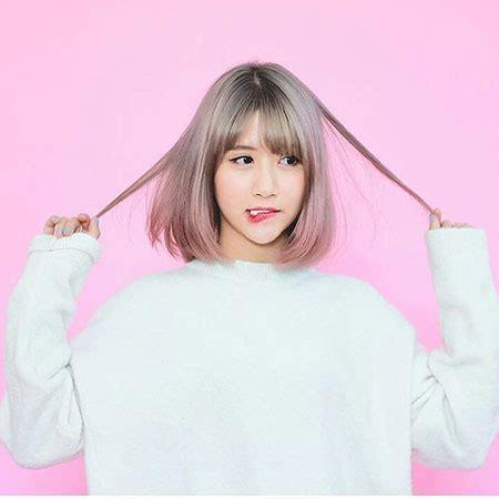 asian short hairstyles short hairstyles haircuts