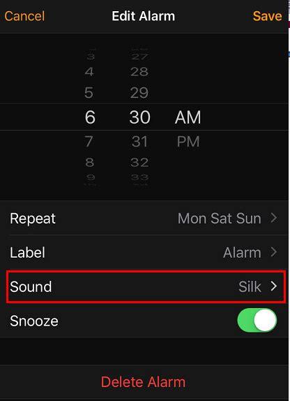 change alarm sound iphone how to change alarm sound on iphone leawo tutorial center