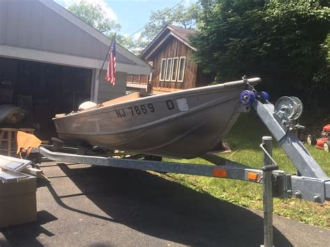 20 Foot Aluminum Fishing Boats For Sale by 14 Foot Aluminum Fishing Boat For Sale In Lititz