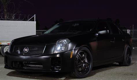 20 cadillac cts breden forged co1 staggered all matte