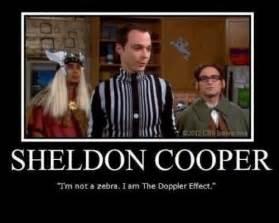 The Doppler Effect, by Sheldon Cooper - DemotivatorZ
