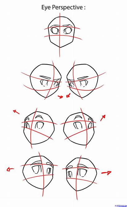 Draw Eyes Anime Step Drawing Steps Manga