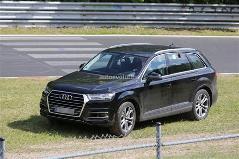Audi Sq7 Will Pack New 4.0 Tdi With 435 Ps, Spec Sheet