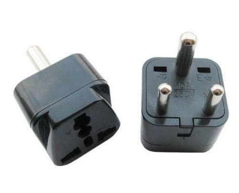 India Travel Adapter