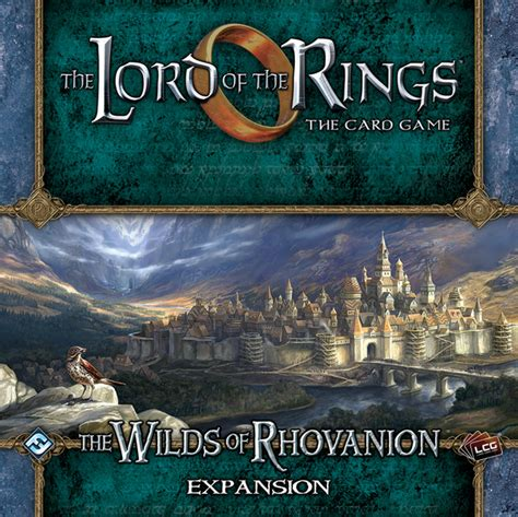 The Lord Of The Rings The Card Game The Wilds Of