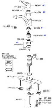 parts of a kitchen faucet diagram price pfister kitchen faucet replacement parts parisa series