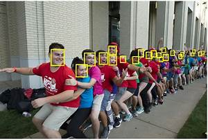Finding faces in a crowd: Context is key when looking for ...