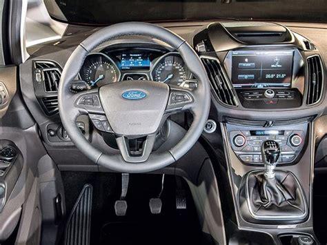 interni ford c max ford c max 2015 rinnovamento e novit 224 a bordo
