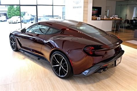 Martin Vanquish Coupe by 2018 Aston Martin Vanquish Zagato Coupe 78 99 Stock