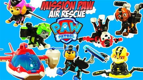 paw patrol toy review air patroller mission paw air rescue