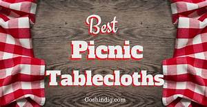 Outdoor Picnic Table Covers Plastic, Elastic and Fitted