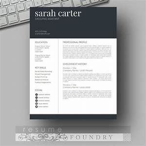 1000 ideas about creative cv template on pinterest With eye catching resume templates microsoft word