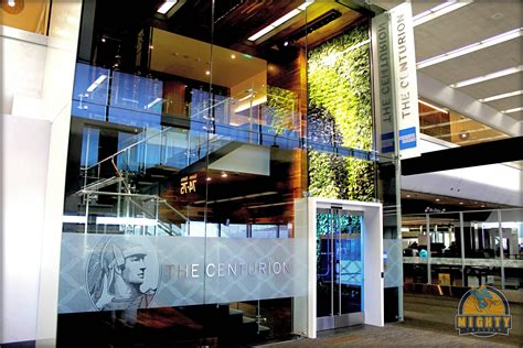 American Express Centurion Lounge San Francisco Review ...