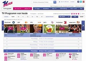 Tv Spielfilm Live Tv : tv spielfilm live programmzeitschrift startet tv ~ Lizthompson.info Haus und Dekorationen