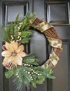 Burlap Wreath 26 Diameter Rustic Decor by