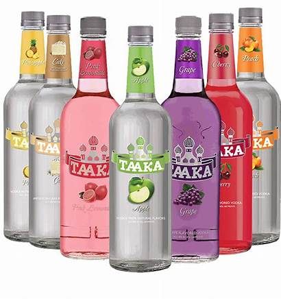 Taaka Flavored Lemonade Flavors