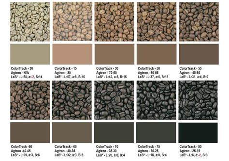 Breakthrough technology in coffee color analysis