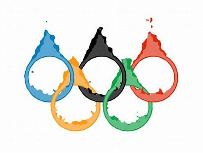 Olympic Fire Rings Clipart Olympics Animation Motion
