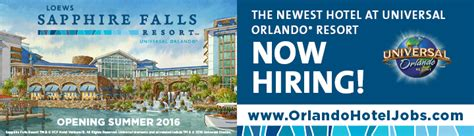 universal orlando human resources phone number thank you for your interest in opportunities at loews