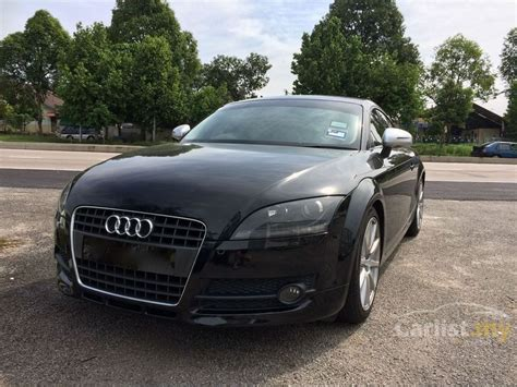 Audi Tt 2007 Tfsi 2.0 In Johor Automatic Coupe Black For
