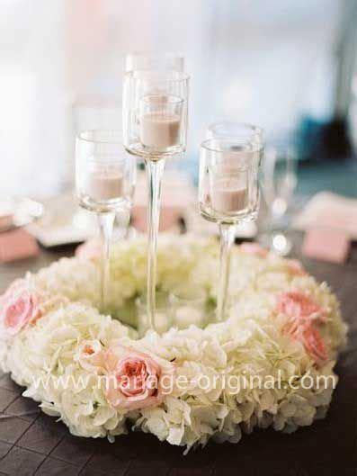 bougies de mariage mariage original decoration mariage