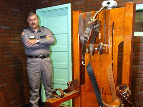Sparky Electric Chair Execution by Tennessee Becomes The State To Bring Back The