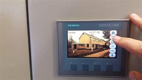 siemens smart home garage automation arduino plc siemens s7 1200 profinet