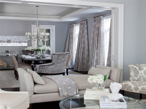 Blue Gray Dining Room Ideas, Blue And Gray Living Room