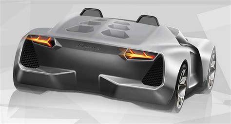 Lamborghini Burlero Concept Supercar