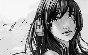 Girl Crying Drawing Tumblr - Drawings Nocturnal