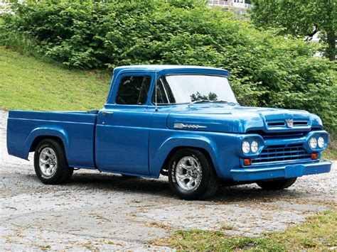 1960 Ford F100  Hot Rod Network