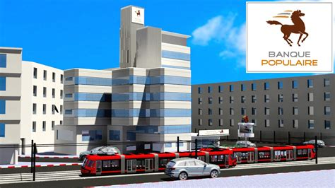 banque populaire alsace siege siege du banque populaire casablanca en 3d