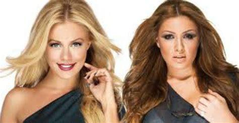 Η έλενα παπαρίζου στηρίζει τη stefania στην eurovision. Παπαριζου - Μακρυπουλια, μαζι σε video clip